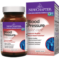 New Chapter Blood Pressure Take Care 60 vegcaps NC0409