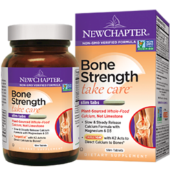 New Chapter Bone Strength Take Care 180 tabs N04215