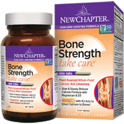 New Chapter Bone Strength Take Care 30 tabs NC4062