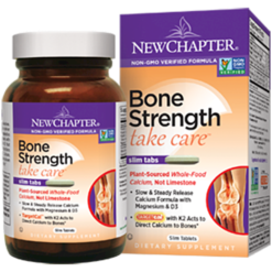 New Chapter Bone Strength Take Care 60 tabs BST60