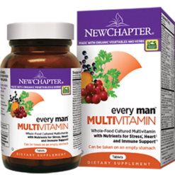 New Chapter Every Man 120 tablets NC0324