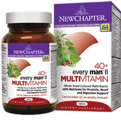 New Chapter Every Man II 96 tablets EM296