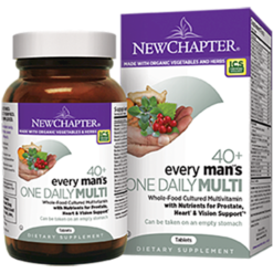 New Chapter Every Mans One Daily 40 24tabs N03690