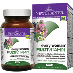 New Chapter Every Woman 120 tablets NC0304