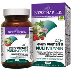 New Chapter Every Woman II 96 tablets EW296