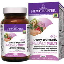 New Chapter Every Womans One Daily 40 24tabs N03652
