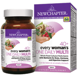 New Chapter Every Womans One Daily 40 48tabs N3669