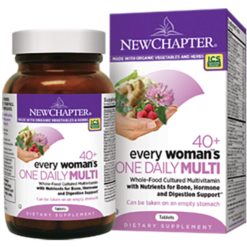 New Chapter Every Womans One Daily 40 72 tablets N0367