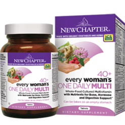 New Chapter Every Womans One Daily 40 96 tabs NC3645
