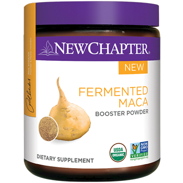 New Chapter Fermented Maca Booster Powder 63 gm NC1347