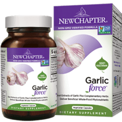 New Chapter Garlic Force 30 liquid vegcaps NC4075