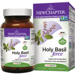 New Chapter Holy Basil Force 120 liquid vegcaps SHB12