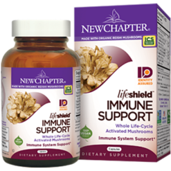 New Chapter LifeShield Immunity 60 vegcaps LSM60