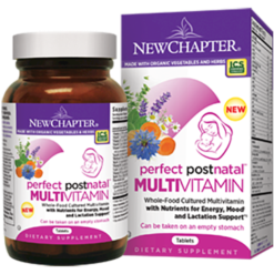 New Chapter Perfect Postnatal 96 tablets N0579