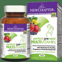 New Chapter Perfect Prenatal MultiVitamin 192 tabs NC0317