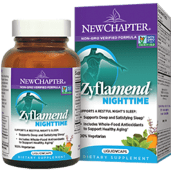New Chapter Zyflamend Nighttime 60 liquid vegcaps ZYPM6