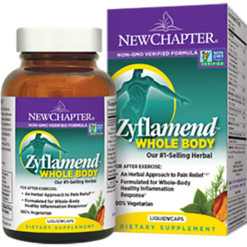 New Chapter Zyflamend Whole Body 120 liquid capsules ZYF12