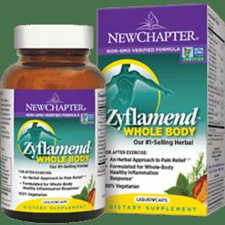 New Chapter Zyflamend Whole Body 180 liquid vegcaps NC0739