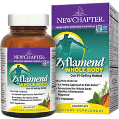 New Chapter Zyflamend Whole Body 30 liquid vegcaps N40510