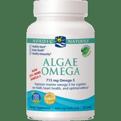 Nordic Naturals Algae Omega 120 softgels N01618