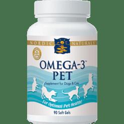 Nordic Naturals Omega 3 Pet 90 gels PETOM