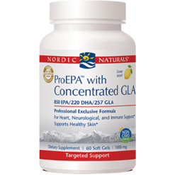 Nordic Naturals ProEPA with Concentrated GLA 60 gels PROE9
