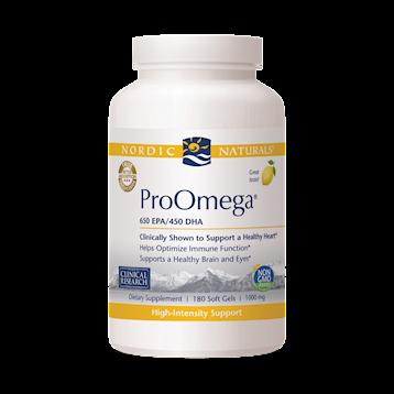 Nordic Naturals ProOmega® Lemon 180 gels PROO5