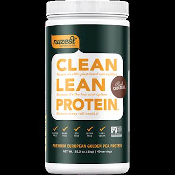 NuZest Clean Lean Protein Chocolate 40 servings N06229