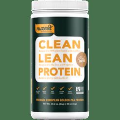 NuZest Clean Lean Protein Coffee 40 servings N06236