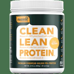 NuZest Clean Lean Protein Natural 20 servings N06007