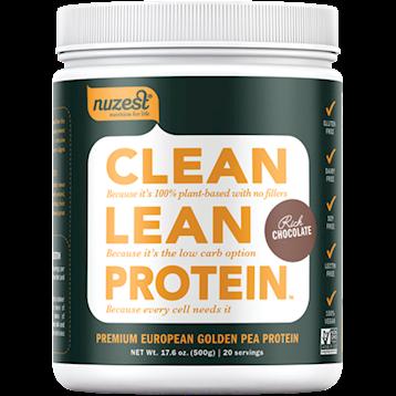 NuZest Clean Lean Protein Rich Choc 20 servings N06021