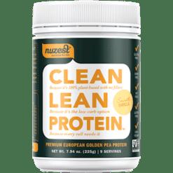 NuZest Clean Lean Protein Smooth Van 9 servings N06496
