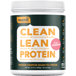 NuZest Clean Lean Protein Strawberry 20 srvings N06045