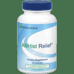 Nutra Biogenesis AlliHist Relief 90 caps BIO20