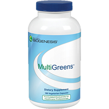 Nutra Biogenesis MultiGreens 180 vcaps MUL97