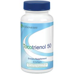 Nutra Biogenesis Tocotrienol 50 60 softgels B39327