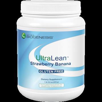 Nutra Biogenesis UltraLean Strawberry Banana 1.36 lb ULSB