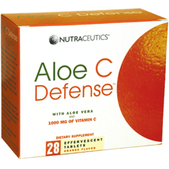 Nutraceutics Aloe C Defense 28 tablets N8005