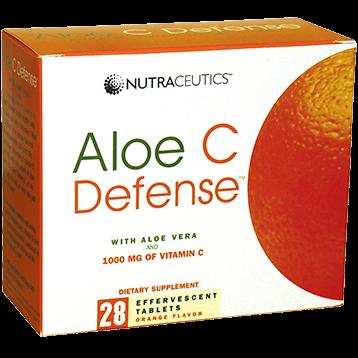 Nutraceutics Aloe C Defense 28 tablets N8005
