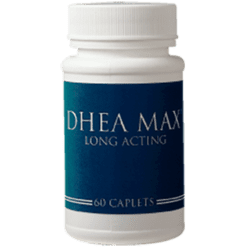 Nutraceutics DHEA Max 25 mg 60 tablets N1007