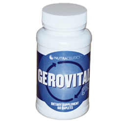 Nutraceutics Gerovital GH3 60 tablets N2001
