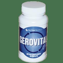 Nutraceutics Gerovital GH3 60 tablets N2001