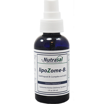Nutrasal PhosChol LipoZome B w LADS 2 oz N78867