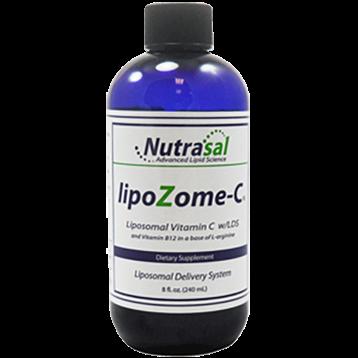 Nutrasal PhosChol LipoZome C w LADS 8 oz N12105