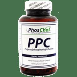 Nutrasal PhosChol PhosChol 600 mg Vegetarian 120 capsules N21056