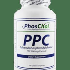 Nutrasal PhosChol PhosChol PPC 900 mg 100 gels PHOS2