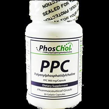 Nutrasal PhosChol PhosChol PPC 900 mg 30 gels PHOSC