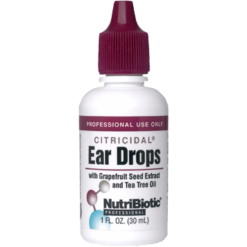 Nutribiotic Inc. Citricidal Ear Drops 1 fl oz EARDR