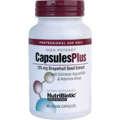 Nutribiotic Inc. Citricidal Plus 90 vegetarian capsules CITRI