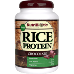 Nutribiotic Inc. Rice Protein Chocolate 22.9 oz PROT5